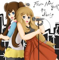 From New York to Paris by Little-MissMidnight