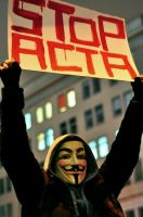stop ACTA by lemonflea