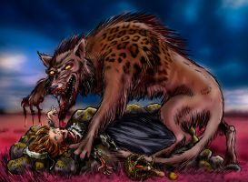 The Beast of Gevaudan by Loneanimator