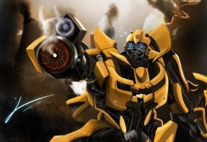 Bumblebee by Jord-UK