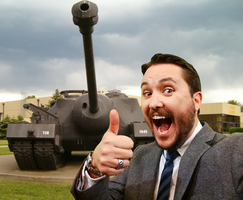 What Lurks Behind Wil Wheaton 2 by RBL-M1A2Tanker