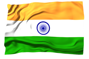 Flags of the World: India by MrAngryDog