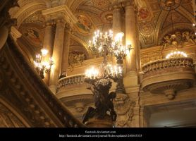 Paris Opera House22 by faestock