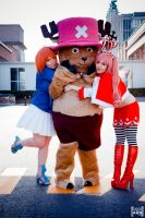 We love Chopper ! by nobuchi