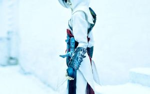 BJD-Cosplay: Assassins Creed by SaikoXIX