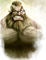 Zangief by ecaines