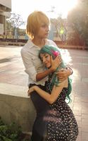 Haruka x Michiru - Cosplay Session 04 by Bahamut-Eternal