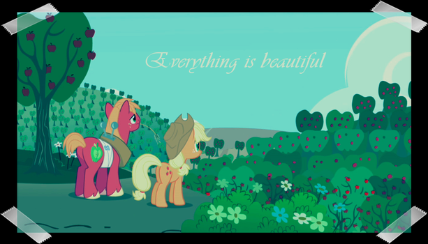 Everything is Beautiful by phasingirl
