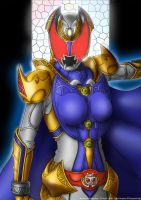 The Armor of Empress by Yuuyatails
