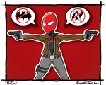 Red Hood by alexcady