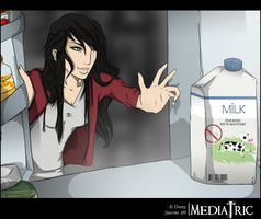 Milk : Sterilized. by Dioxi3