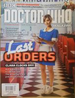 Doctor Who Magazine - Last Orders for Clara by rlkitterman