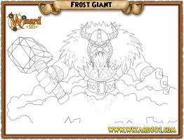 Frost Giant by wizaard101