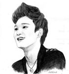 Chen (EXO-M) by SabinaS77