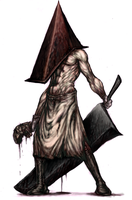 Pyramid Head Color by Indecom