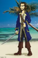 POTC--Disgraced: Norrington by cardinalbiggles