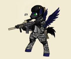 Warfighter Request 1: Checkmate by Miniyippo