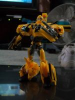 Transformers Prime Bumblebee by blackout17