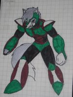 Comic Colab Character by Cujo-Escariot