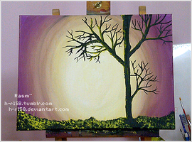 my painting - 2 by h-r158