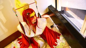 Roosted Comfortably by vicious-cosplay