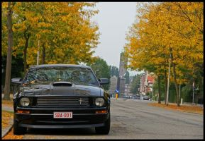 Ford Mustang GT by C0LL1