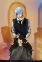 At the Hair Shop by NoranB