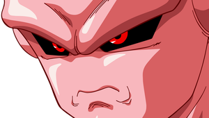 Kid Buu by Dark-Crawler