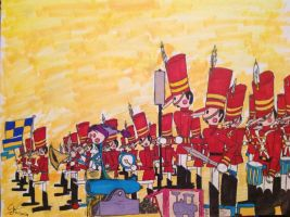 March of the Wooden Soldiers by dizborg71