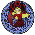 Castlevania Glass KH Style by Kayleen
