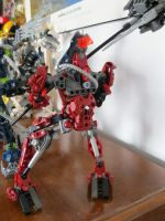 Toa Fennis rear by Brutechieftan