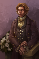 The Picture of Dorian Gray by BeanyCoffee