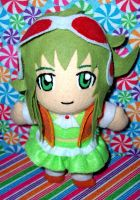 Vocaloid Megpoid Gumi Extend by TashaAkaTachi