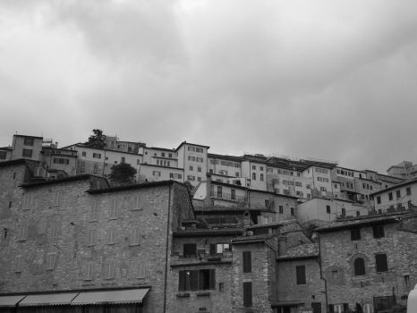 Assisi by bug-in-my-eye
