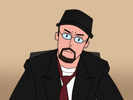 The Nostalgia Critic by AustinUzumaki