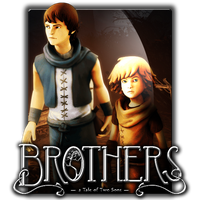 Brothers - aToTS icon2 by pavelber