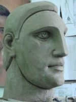 apollon by sculptorandpainter