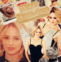 Banner dianna agron pictures by gleeresources