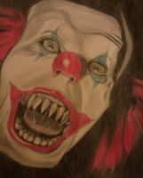 Pennywise by baritone1980