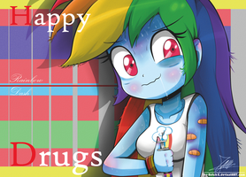 .:Happy Drugs:. by The-Butcher-X