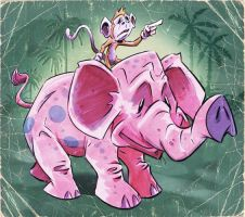 Monkiphant by jusscope