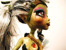 Monster High Custom Pixie 4 by MaryBunnie