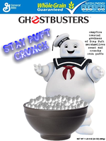 Stay Puft Crunch Cereal by MrAngryDog