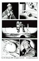 The Thing in the Water page 3 by jmdesantis