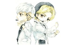 [JongKey] Why So Serious? by shinky2309