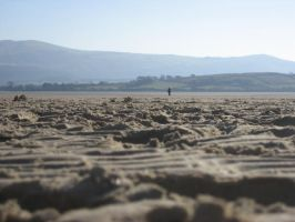From the lakebed by Tarmetiel