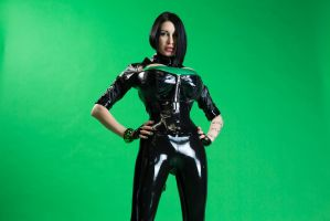 Cybergoth part 1 by Ariane-Saint-Amour