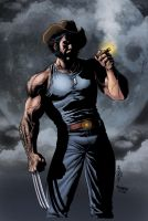 Wolverine Night of Peace 2 by Troianocomics