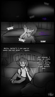 TRAPPED P.1 by Shnowbilicat