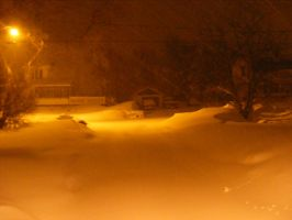 march 13th winter storm 2 by BlueIvyViolet